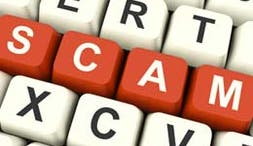 Scammers swindles pick up in summer