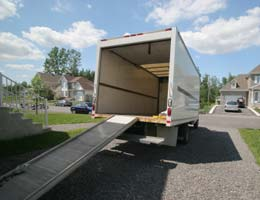 The moving man scam