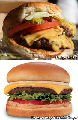 Five Guys vs. In-N-Out Burger