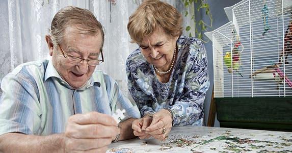Aging in place © Paul Vasarhelyi/Shutterstock.com
