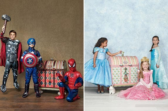 His and hers ultimate children's costumes | Photo courtesy of Neiman Marcus