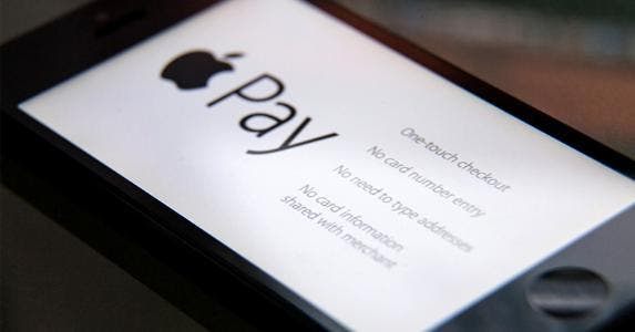 Apple Pay © Ted Soqui/Corbis
