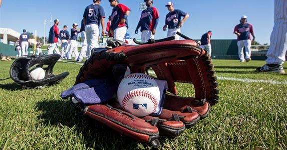 Keep costs down on spring training travel | Brace Hemmelgarn/Getty Images