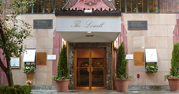 The Lowell, New York City | Photo courtesy of The Lowell