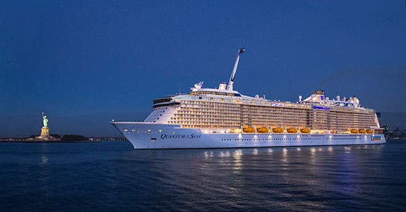 Royal Caribbean cruise line | Photo courtesy of Royal Caribbean International