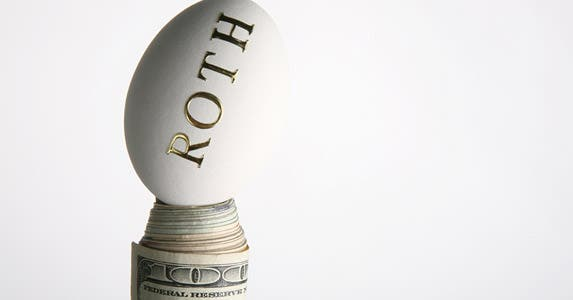 Consider Roth conversion to prepay taxes © iStock