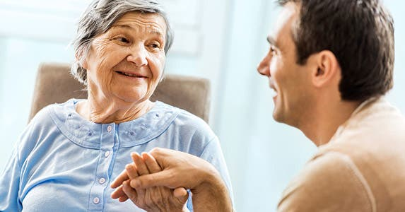 Communicate intentions to loved ones © iStock