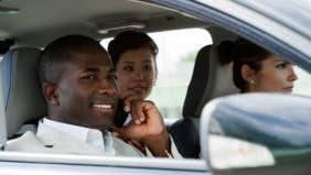 Savings challenge: Conserve gas by carpooling to work