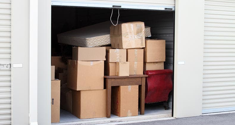 Is Storage Unit Eating Your Retirement Savings