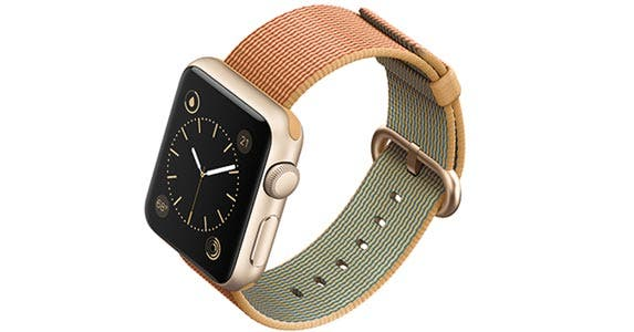 18-karat rose-gold Apple Watch | Apple