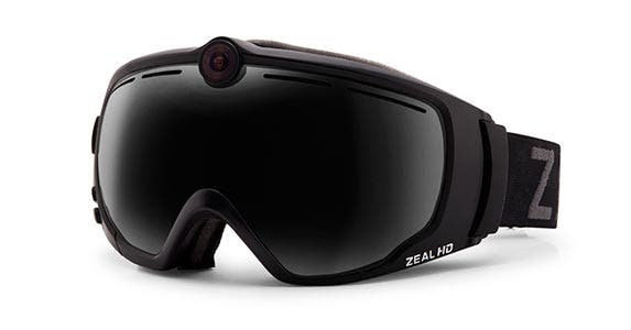 HD2 camera goggles | Photo courtesy of Zeal Optics