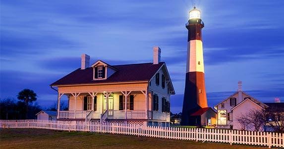 Savannah/Tybee Island, Georgia | Joe Daniel Price/Getty