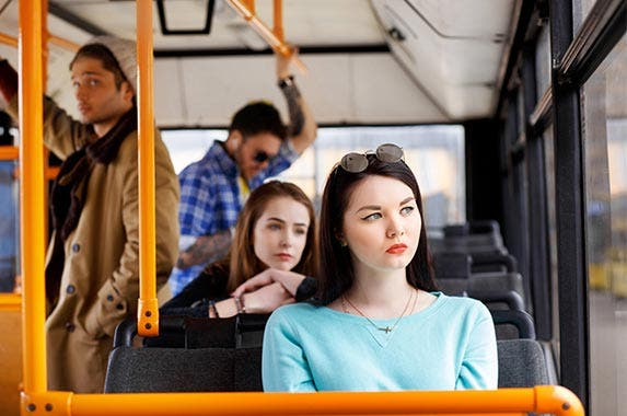 6. Switch up your morning commute © Roman Seliutin/Shutterstock.com