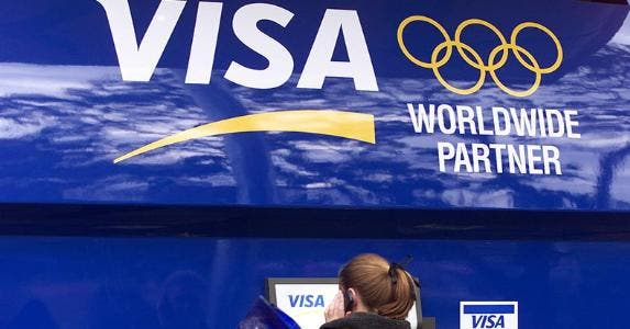 VISA Worldwide Partner | JEAN-PIERRE MULLER/Getty Images