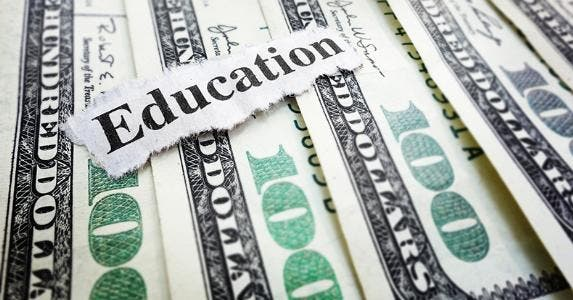 Education money © zimmytws/Shutterstock.com
