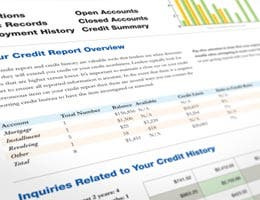 Pull your credit report