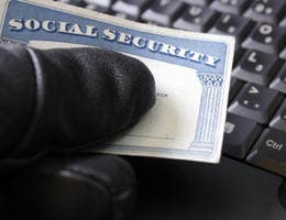 Look out for ID theft