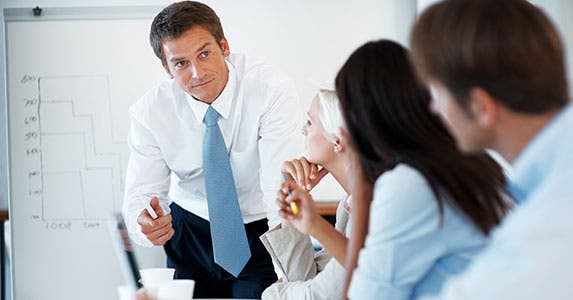 What to get the boss? © Yuri Acurs - Fotolia.com