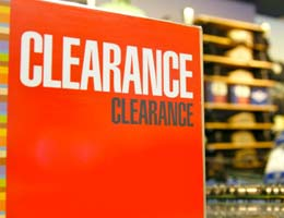 Confusing 'clearance' with 'necessity'
