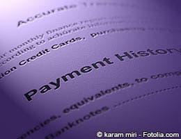 Build a credit history