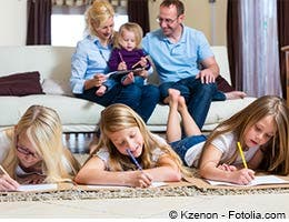 Financial pitfalls of blended families
