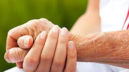 Help for family caregivers © Lighthunter/Shutterstock.com