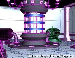 Game design © Photo courtesy of Michael Stegeman