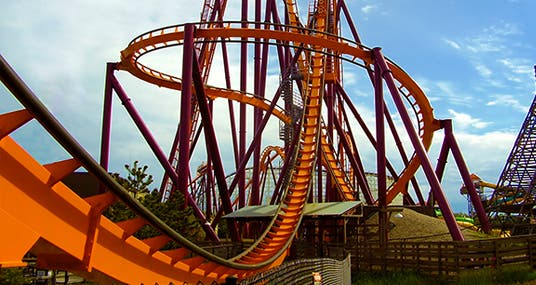 gcse physics coursework roller coasters Revise how to calculate work done, gravitational potential energy and kinetic energy with bbc bitesize gcse physics.