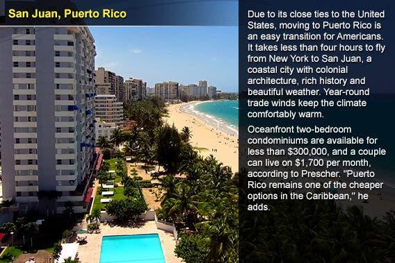 San Juan, Puerto Rico © Israel Pabon/Shutterstock.com