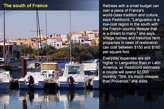 Languedoc France © David Hughes/Shutterstock.com