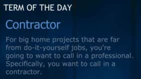 What is a contractor?