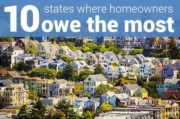 Highest mortgages © Jorg Hackemann/Shutterstock.com