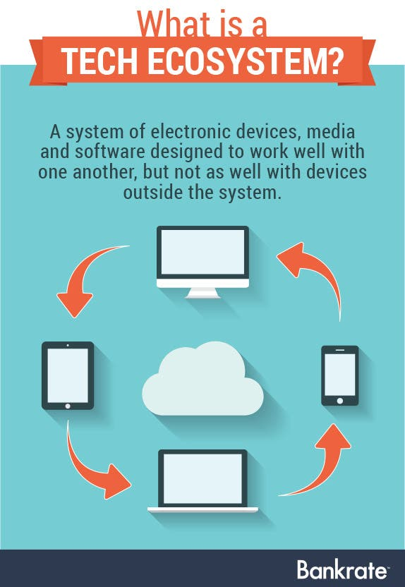 What is a tech ecosystem? | Devices © Tarchyshnik Andrei/Shutterstock.com
