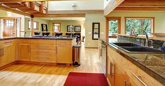 Create a comfortable kitchen © Iriana Shiyan/Shutterstock.com