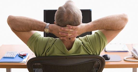 Choose ergonomic furniture © micro10x/Shutterstock.com
