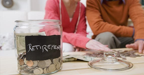 Save and monitor retirement money | Jupiterimages/Stockbyte/Getty Images
