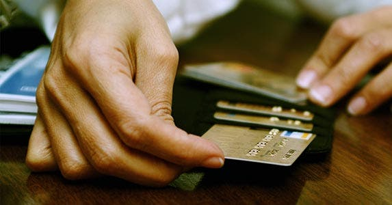 Bank yourself some bank cards | Medioimages/Photodisc/Getty Images