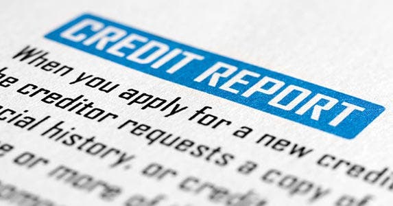 Ignore your credit report | iStock.com/i_frontier