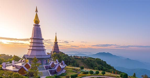 Chiang Mai, Thailand | Prachanart/Getty Images