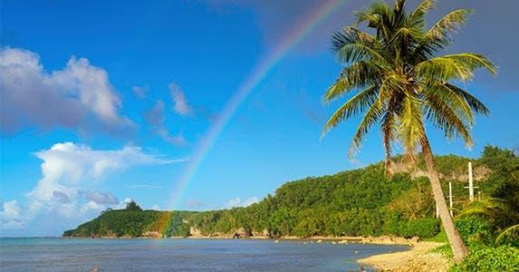 Guam   EDWARD TIAN/Getty Images