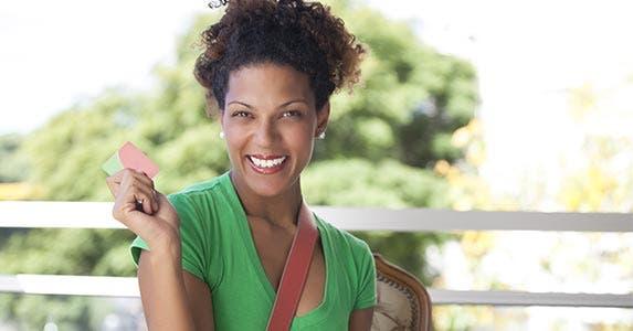 Wasting cash-back rewards? © veronicagomezpola/Shutterstock.com