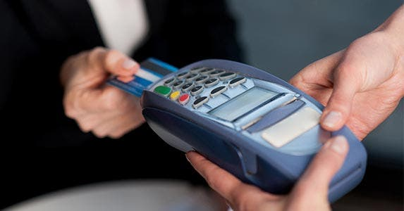 5. Being a bad credit card user © stockyimages/Shutterstock.com