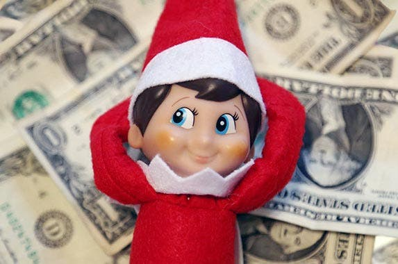 Elf on the Shelf ideas | Riley Arthur/Bankrate