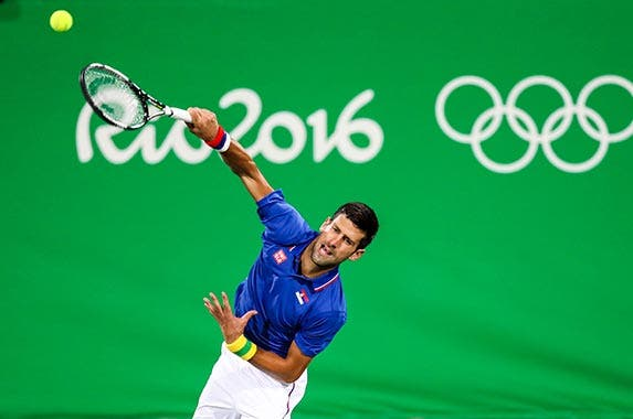 Novak Djokovic | Christian Petersen/Getty Images