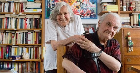 Seniors in their home | Mondadori Portfolio/Getty Images