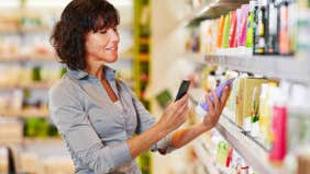 Dialing your smartphone for store coupons