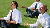 Banker's yoga is financial crisis tonic