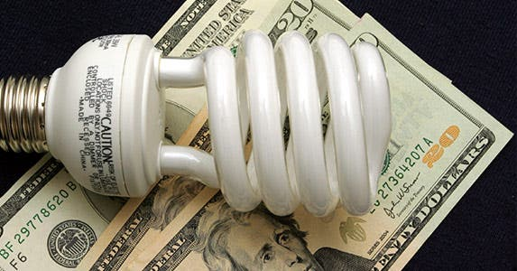 Save money on utilities © iStock