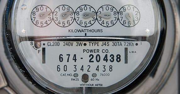 Do your meter and utility bill match up? © Gunter_Nezhoda - Fotolia.com