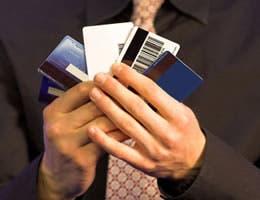 Credit cardholders
